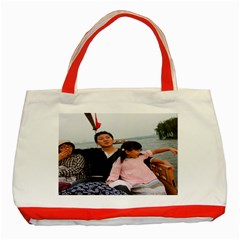 ?? 111 Classic Tote Bag (Red)
