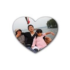 ?? 111 Heart Coaster (4 Pack)