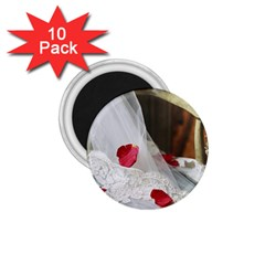 Western Wedding Festival 1 75  Magnet (10 Pack)