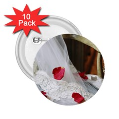 Western Wedding Festival 2.25  Button (10 pack)