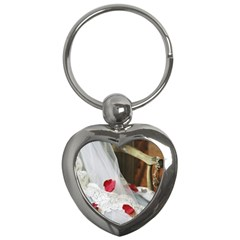 Western Wedding Festival Key Chain (Heart)