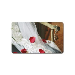 Western Wedding Festival Magnet (Name Card)