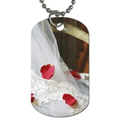Western Wedding Festival Dog Tag (one Side)