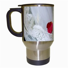 Western Wedding Festival Travel Mug (White)