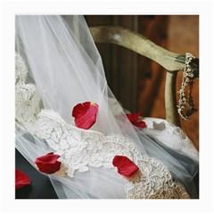 Western Wedding Festival Glasses Cloth (Medium)
