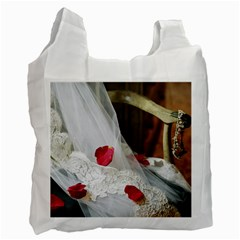 Western Wedding Festival Recycle Bag (One Side)