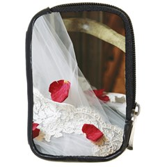 Western Wedding Festival Compact Camera Leather Case
