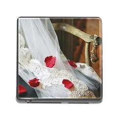 Western Wedding Festival Memory Card Reader (square)
