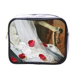 Western Wedding Festival Mini Toiletries Bag (One Side)