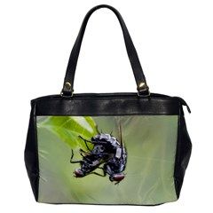 Fly Oversize Office Handbag (One Side)