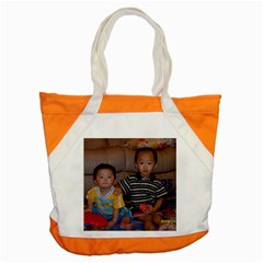 Snv33518 Accent Tote Bag