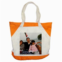 ?? 111 Accent Tote Bag