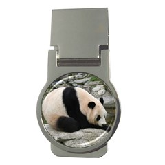 Giant Panda Money Clip (Round)