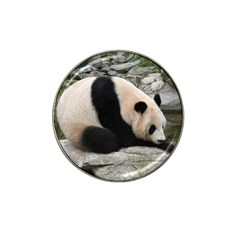 Giant Panda Hat Clip Ball Marker