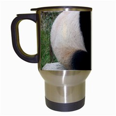 Giant Panda Travel Mug (White)