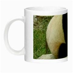 Giant Panda Night Luminous Mug