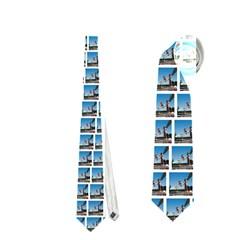 Giant Panda Necktie (two Side)