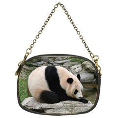 Giant Panda Chain Purse (One Side)