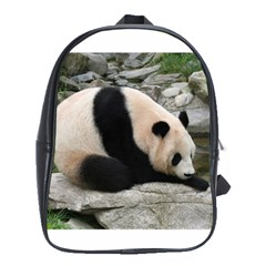 Giant Panda School Bag (large)