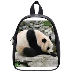 Giant Panda School Bag (Small)