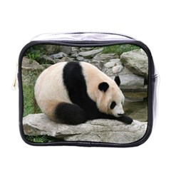 Giant Panda Mini Toiletries Bag (One Side)