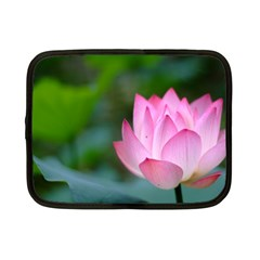 Pink Flowers Netbook Case (small)