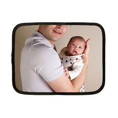 Father and Son Hug Netbook Case (Small)