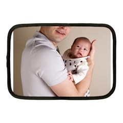Father and Son Hug Netbook Case (Medium)
