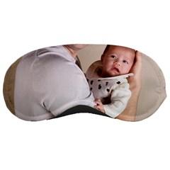 Father and Son Hug Sleeping Mask