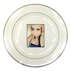 testgirl3 Porcelain Plate