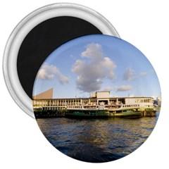 Hong Kong Ferry 3  Magnet