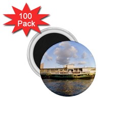 Hong Kong Ferry 1 75  Magnet (100 Pack)