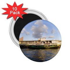 Hong Kong Ferry 2.25  Magnet (10 pack)