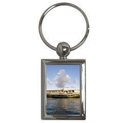 Hong Kong Ferry Key Chain (rectangle)