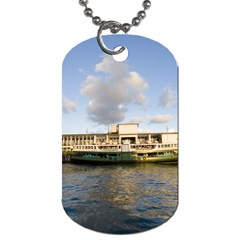 Hong Kong Ferry Dog Tag (One Side)