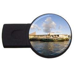 Hong Kong Ferry USB Flash Drive Round (2 GB)
