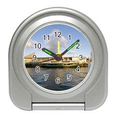 Hong Kong Ferry Travel Alarm Clock