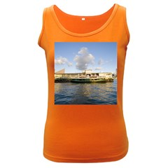 Hong Kong Ferry Women s Dark Tank Top