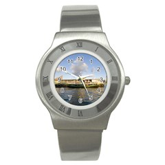 Hong Kong Ferry Stainless Steel Watch