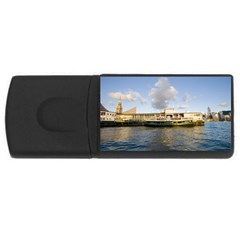 Hong Kong Ferry Usb Flash Drive Rectangular (4 Gb)