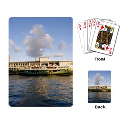 Hong Kong Ferry Playing Cards Single Design