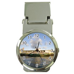 Hong Kong Ferry Money Clip Watch