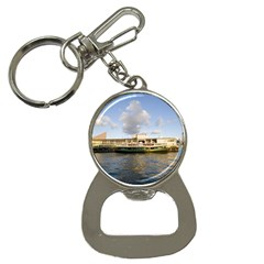Hong Kong Ferry Bottle Opener Key Chain