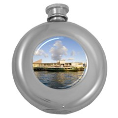 Hong Kong Ferry Hip Flask (5 oz)