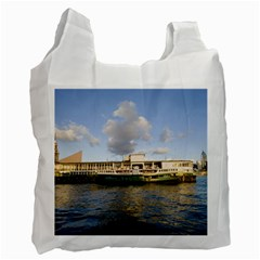 Hong Kong Ferry Recycle Bag (One Side)