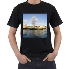 Hong Kong Ferry Black T-Shirt