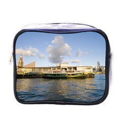 Hong Kong Ferry Mini Toiletries Bag (one Side)