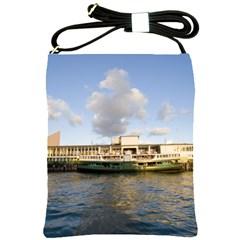 Hong Kong Ferry Shoulder Sling Bag