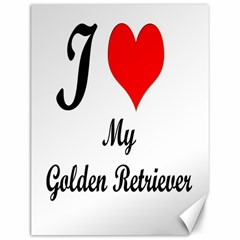 I Love Golden Retriever