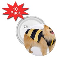 Dog Photo 1 75  Button (10 Pack)